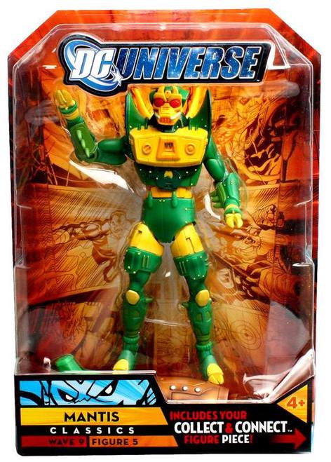 DC Universe Classics Wave 9 Mantis Action Figure [Robot ]