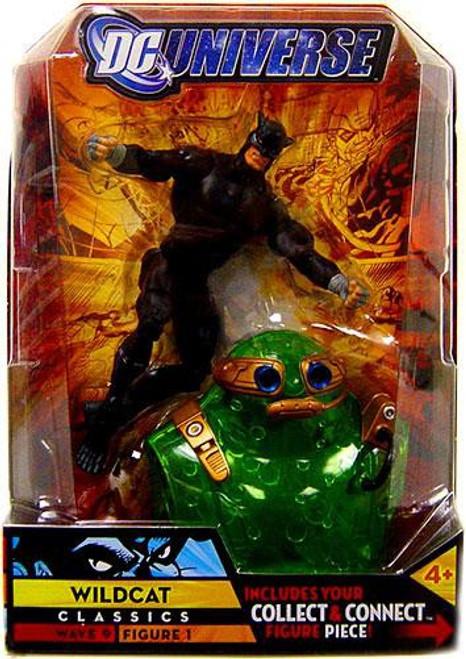 DC Universe Classics Wave 9 Wildcat Action Figure #1