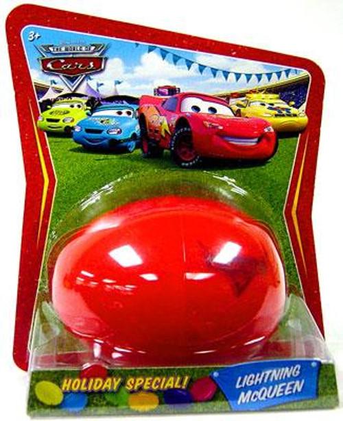 Disney Cars The World of Cars Easter Eggs Easter Egg Lightning McQueen Diecast Car