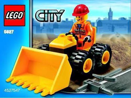 LEGO City Dozer Set #5627