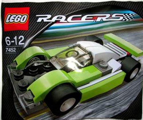 LEGO Racers Le Mans Mini Set #7452 [Bagged]