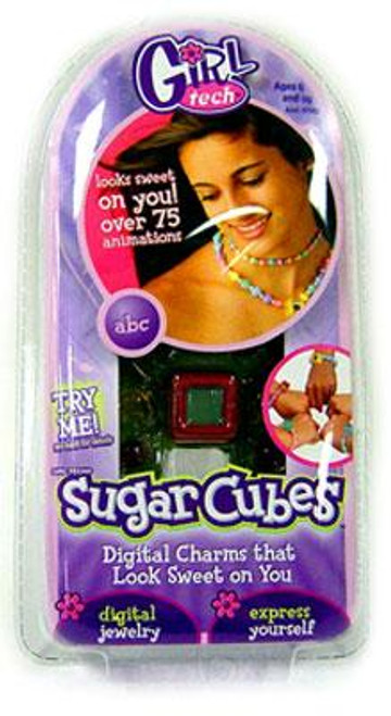 Sugar Cubes Digital Charms Alphabet Single Pack