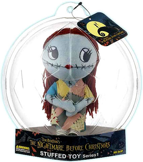 The Nightmare Before Christmas Sally Plush