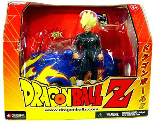 Dragon Ball Z 3-Wheel Car 668 Action Figure Set