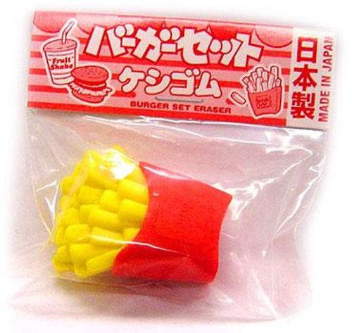 Iwako Fries Eraser