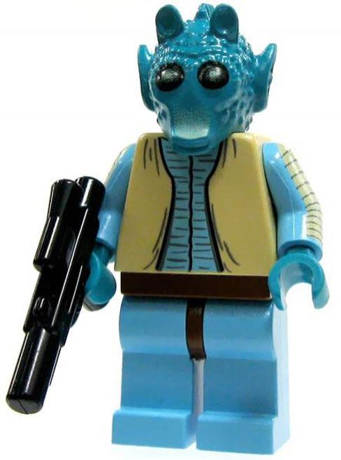 LEGO Star Wars Loose Greedo Minifigure [Loose]