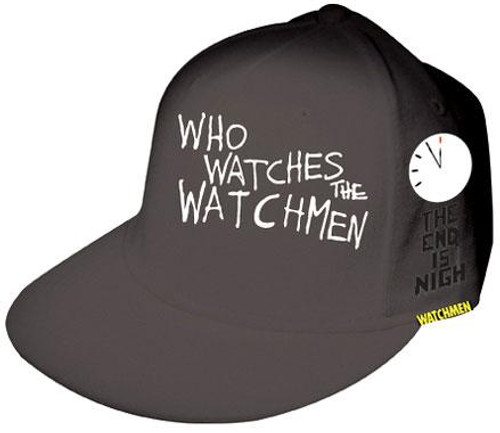 NECA Who Watches the Watchmen Baseball Cap