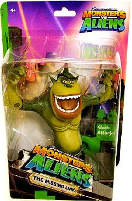 Monsters vs. Aliens Missing Link Action Figure