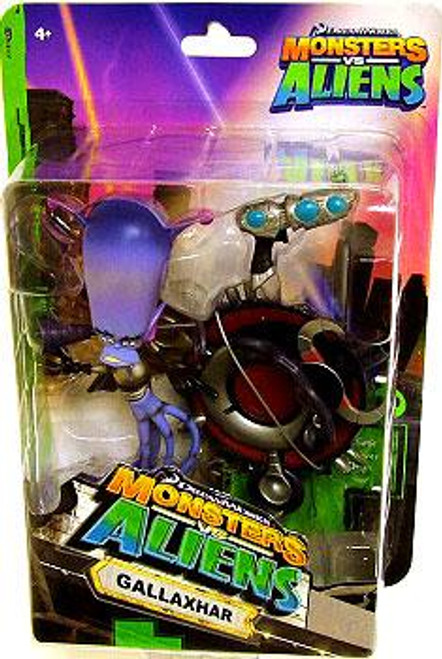 Monsters vs. Aliens Gallaxhar Action Figure