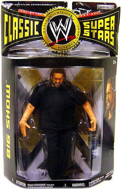 WWE Wrestling Classic Superstars Series 25 Big Show Action Figure