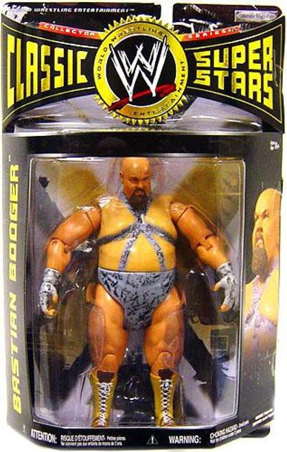 WWE Wrestling Classic Superstars Series 25 Bastion Booger Action Figure