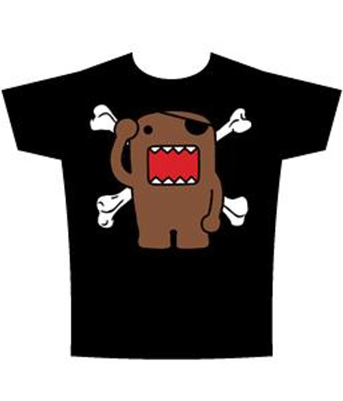 Domo Pirate T-Shirt [Adult]