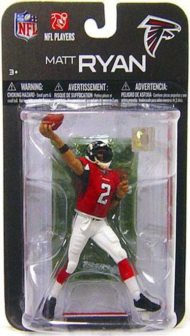 McFarlane Toys NFL Atlanta Falcons Sports Picks Series 7 Mini Matt Ryan 3-Inch Mini Figure