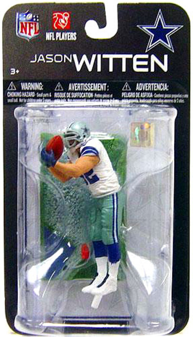 McFarlane Toys NFL Dallas Cowboys Sports Picks Series 7 Mini Jason Witten 3-Inch Mini Figure