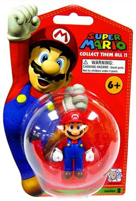 Super Mario Bros Series 2 Mario Vinyl Mini Figure