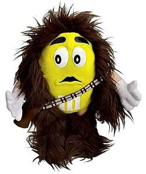 Star Wars M&Ms Chocolate Mpire Plush Buddies Series 1 Chewbacca Plush