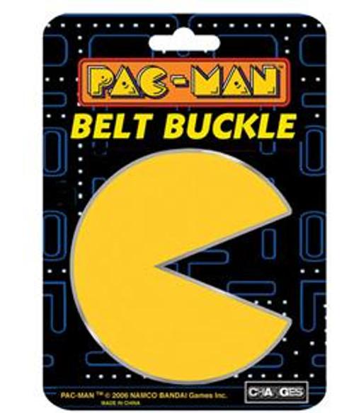 Pac Man Pac-Man Belt Buckle