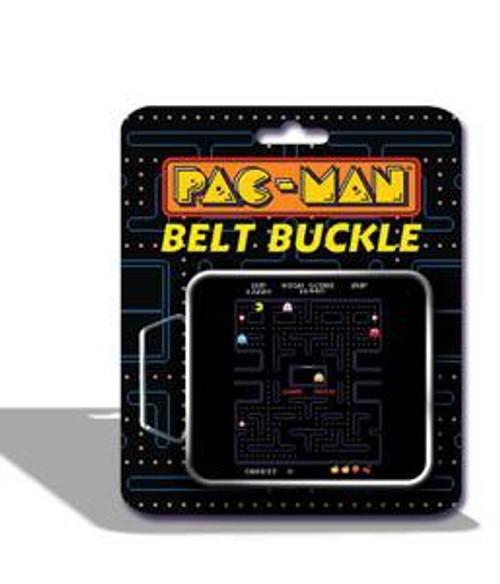 Pac Man Gameboard Belt Buckle
