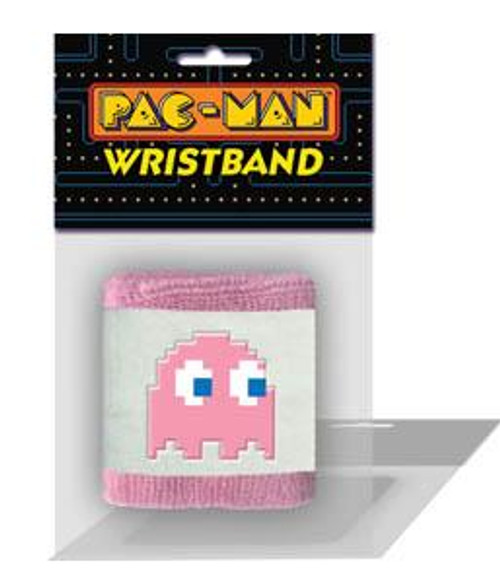 Pac Man Pinky Wristband