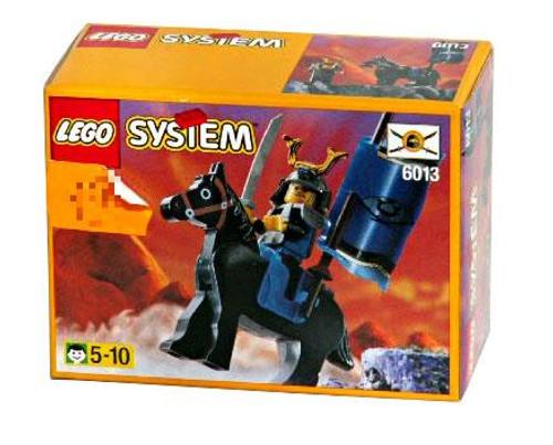 LEGO System Samurai Swordsman Set #6013