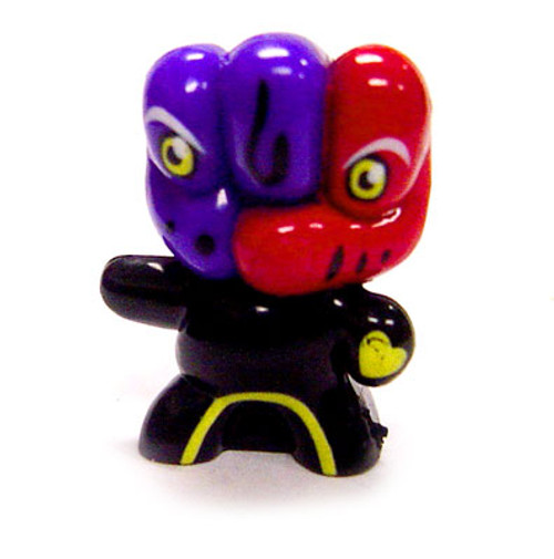 Crazy Bones Gogo's Series 1 Fist #38W [Most Wanted Loose]