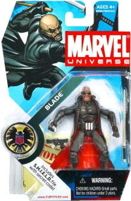 Marvel Universe Series 4 Blade Action Figure #29