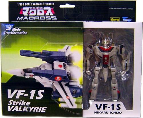 Macross Transformable Series 3 Hikaru Ichijo's VF-1S Strike Valkyrie Action Figure