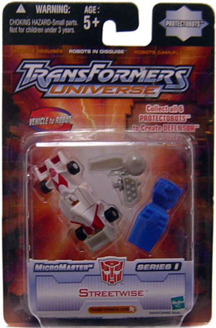 Transformers Universe Micromaster Series 1 Streetwise Action Figure