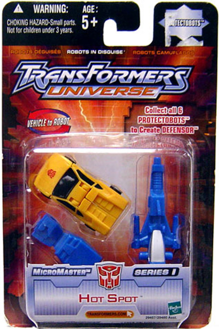 Transformers Universe Micromaster Series 1 Hot Spot Action Figure