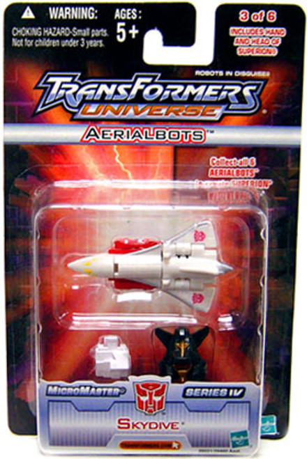 Transformers Universe Micromaster Series 4 Skydive Action Figure