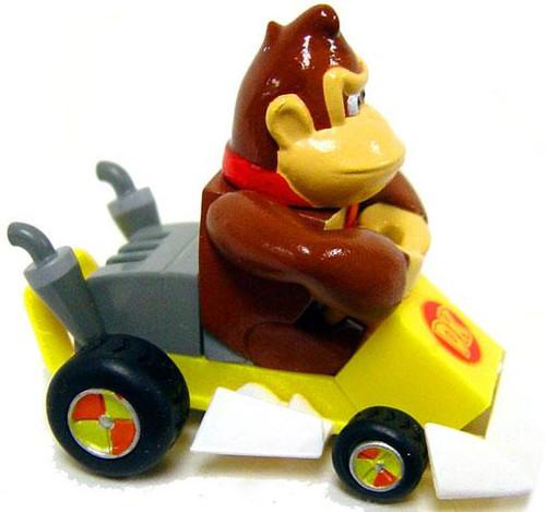 Super Mario Mario Kart Donkey Kong Pull Back Racer