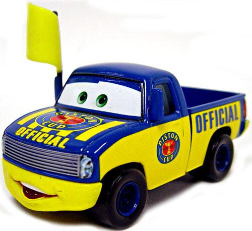 Disney Cars Loose Dexter Hoover Diecast Car [Loose]
