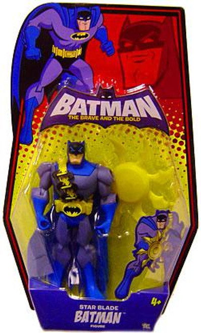 The Brave and the Bold Star Blade Batman Action Figure