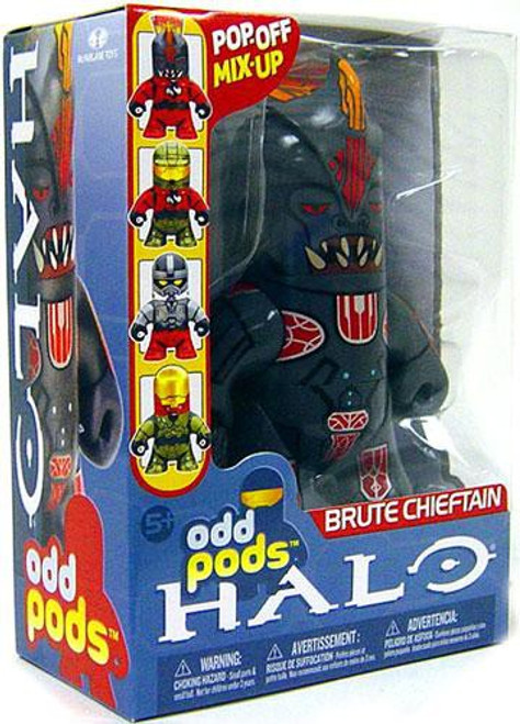 McFarlane Toys Halo 3 Odd Pods Series 1 Brute Chieftain Figure