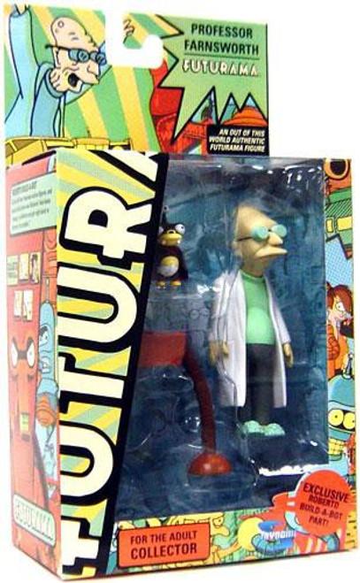 Futurama Series 7 Professor Farnsworth Exclusive Action Figure