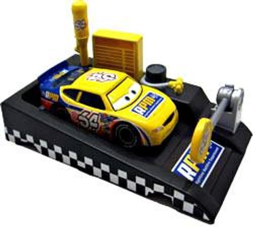 Disney Cars Pit Row Race-Off RPM No. 64 Diecast Car [Includes Launcher]