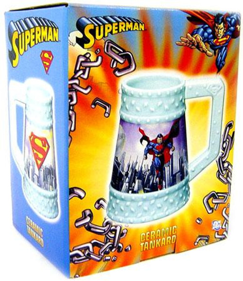 DC Superman Ceramic Tankard