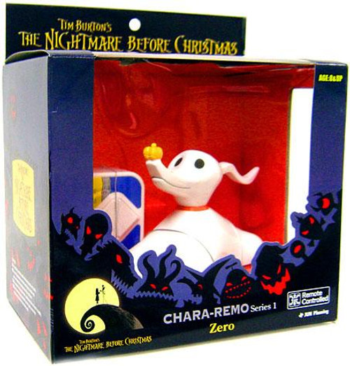 The Nightmare Before Christmas Chara-Remo Series 1 Zero R/C Vehicle