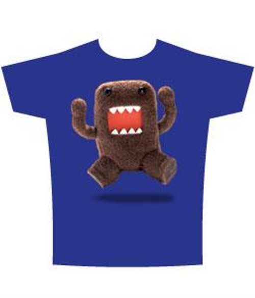 Domo Jumpin' T-Shirt [Adult Small]
