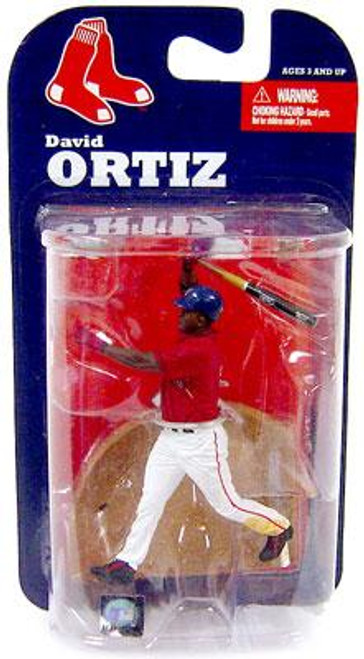 McFarlane Toys MLB Boston Red Sox Sports Picks 3 Inch Mini Series 7 David Ortiz Mini Figure