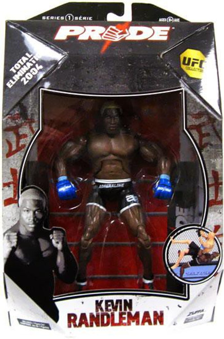UFC Collection Series 1 Kevin Randleman Action Figure [Pride]