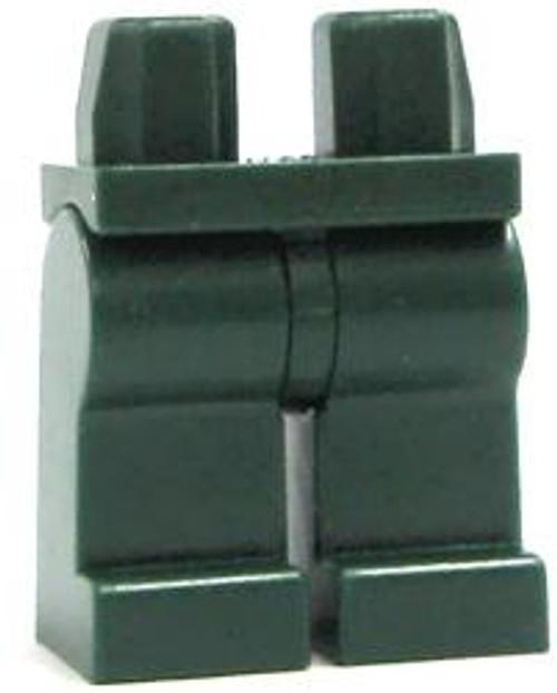 LEGO Minifigure Parts Dark Green Legs Loose Legs [Loose]