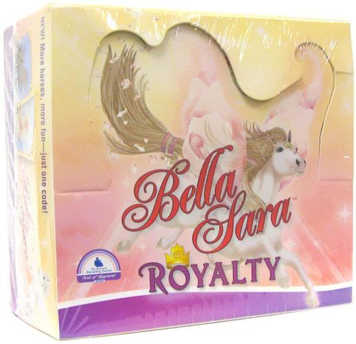 Bella Sara Royalty Booster Box