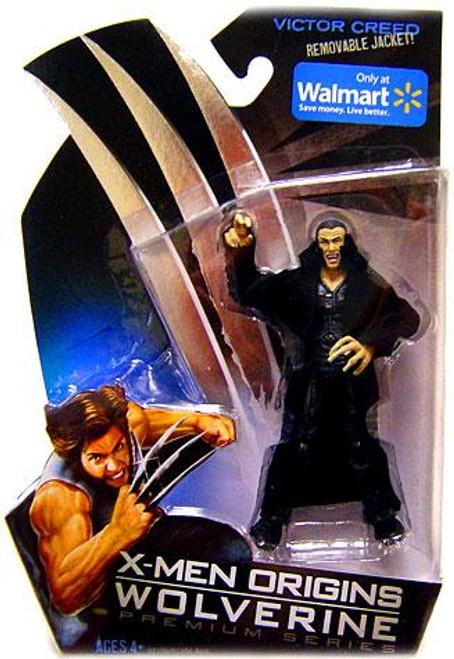 X-Men Origins Wolverine Movie Series Victor Creed Exclusive Action Figure