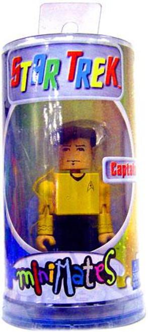 Star Trek The Original Series MiniMates Captain Kirk Minifigure