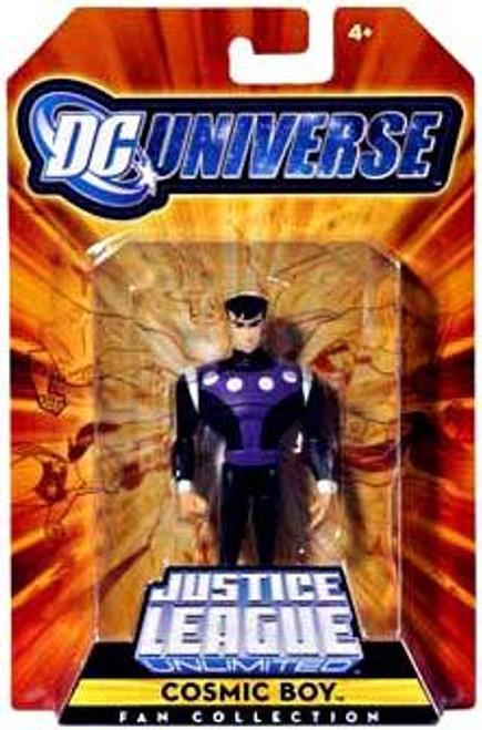 DC Universe Justice League Unlimited Fan Collection Cosmic Boy Exclusive Action Figure