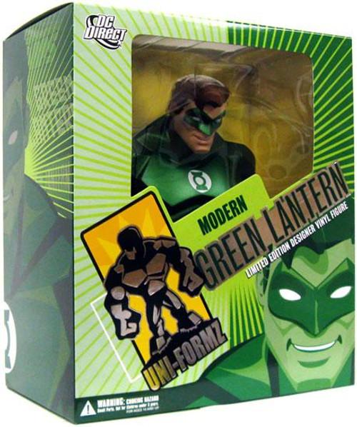 DC Uni-Formz Modern Green Lantern Vinyl Figure