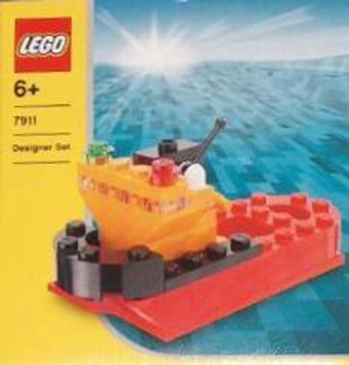 LEGO Tugboat Set #7911