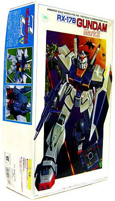 Series 3 RX-178 Gundam Mark II 1/100 Figure #3