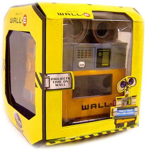 Disney / Pixar Wall-E Alarm Clock Wall Projector Exclusive